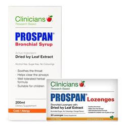 CLINIC. Prospan 200ml +Loz (Banded)