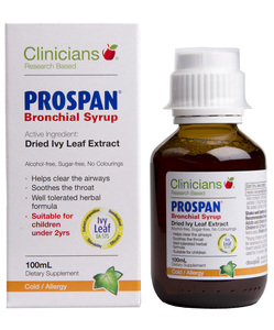 CLINIC. Prospan Bronch. Syrup 100ml