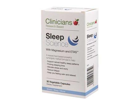 CLINIC. Sleep Science 30caps