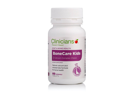 Clinicians BoneCare Kids (60 Chews)