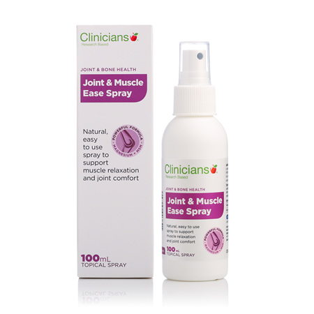 CLINICIANS JOINT & MUSCLE EASE SPRAY 100 mL