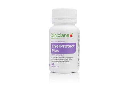 CLINICIANS LIVER PROTECT PLUS CAPS 60