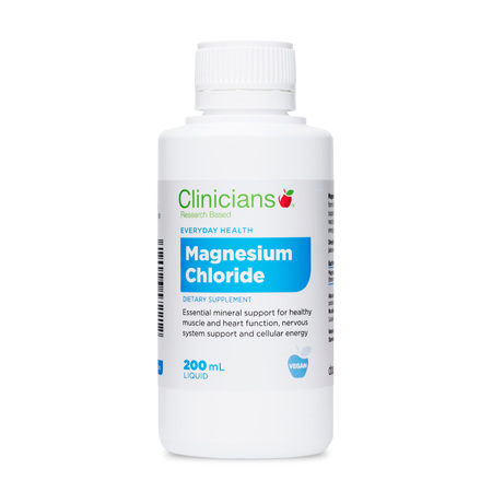 CLINICIANS MAGNESIUM CHLORIDE 45% SOLN 200 mL