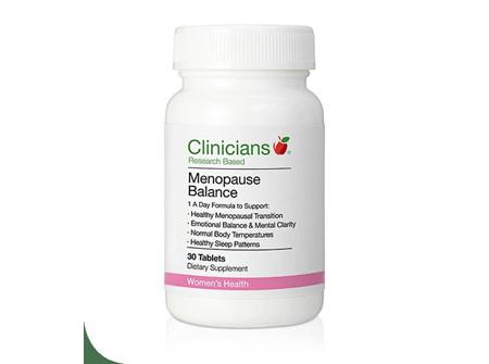Clinicians Menopause Balance