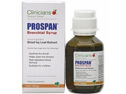 Clinicians Prospan 200ml  Lozenges Free Gift