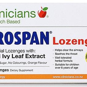 Clinicians Prospan Lozenges