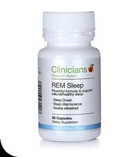 Clinicians REM SLEEP 30 capsules
