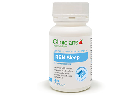 Clinicians REM Sleep 60 Capsules