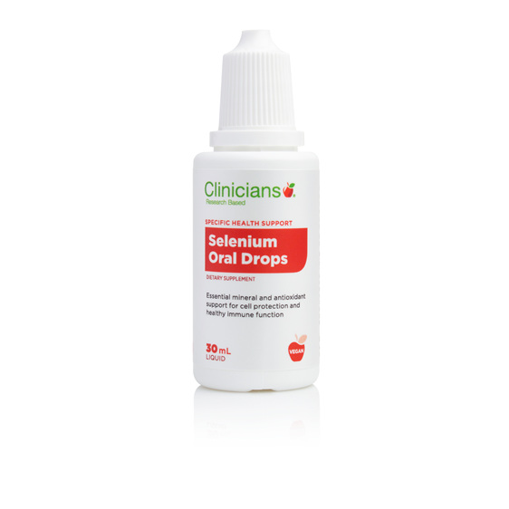 CLINICIANS SELENIUM ORAL SLN 30 mL