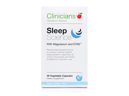 Clinicians Sleep Science 30caps
