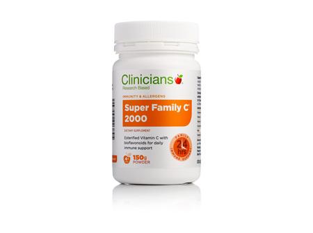 Clinicians Super Family C 150g