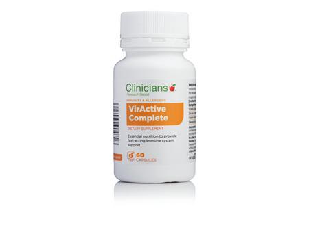 CLINICIANS VIRACTIVE COMPLETE CAPS 60
