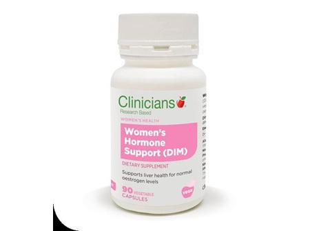 Clinicians Women's Hormone Support (DIM) - 90 capsules