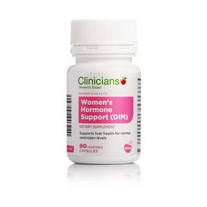 CLINICIANS WOMENS HORMONE SUPP (DIM) CAPS 90