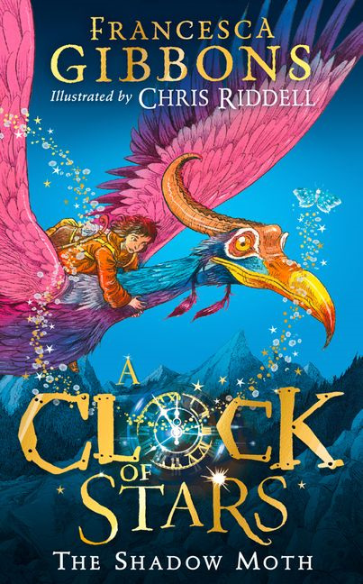 Clock of Stars: the Shadow Moth (PRE-ORDER ONLY)