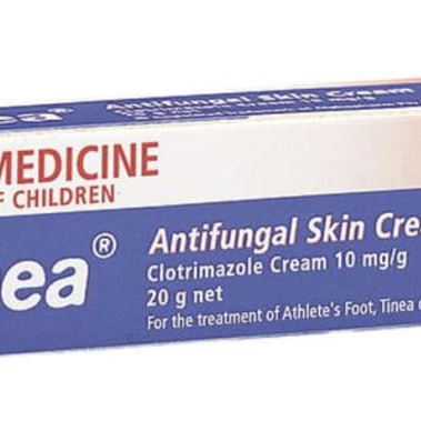 Clonea 1% Antifungal Cream 20G