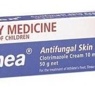 Clonea 1% Antifungal Cream 50G