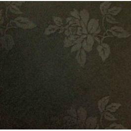 Cloth Damask Oval Black 385cm x 240cm