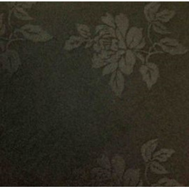Cloth Damask Square Black 180cm