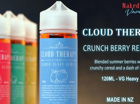 Cloud Therapy - Crunch Berry - 120ml - e-Liquid