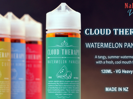 Cloud Therapy - Watermelon Panacea - 120ml - e-Liquid