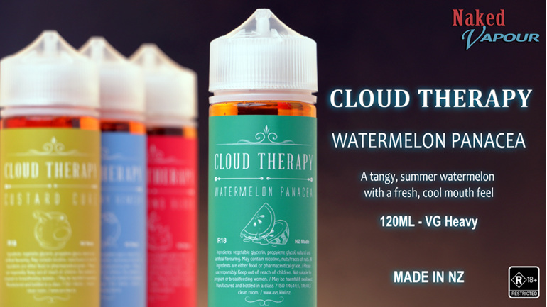 Cloud Therapy - Watermelon Panacea @ Naked Vapour