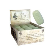 Clover Fields Olive and Fig Soap