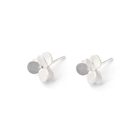 Clover Stud Earrings