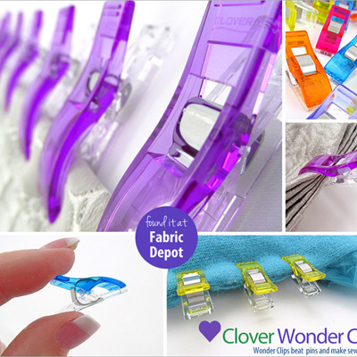 Clover Wonder Clips - small