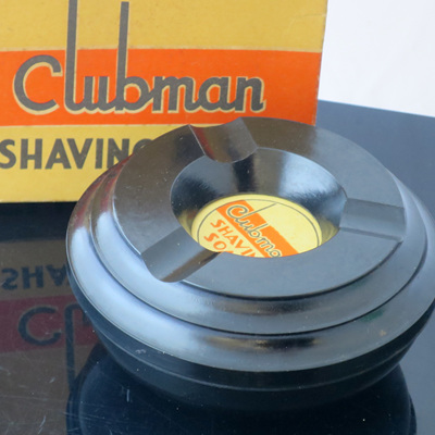 Clubman Shaving Bowl in original box