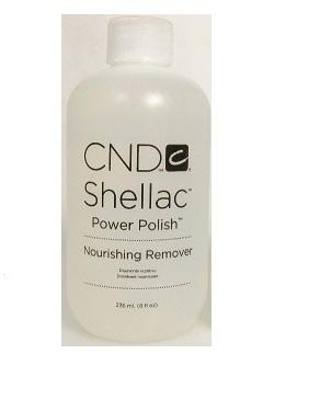 CND Nourishing Remover 236ml