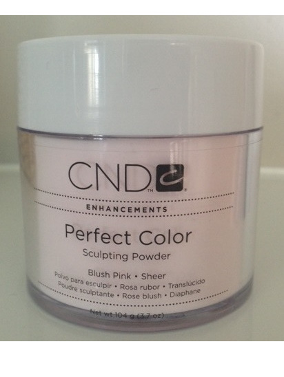 CND Perfect Color - Blush Pink Sheer 104g