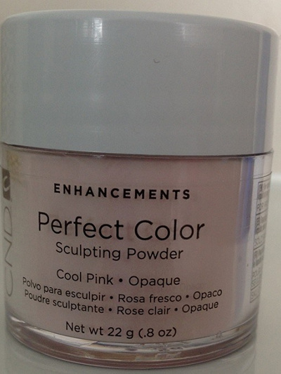 CND Perfect Color - Cool Pink Opaque 22g