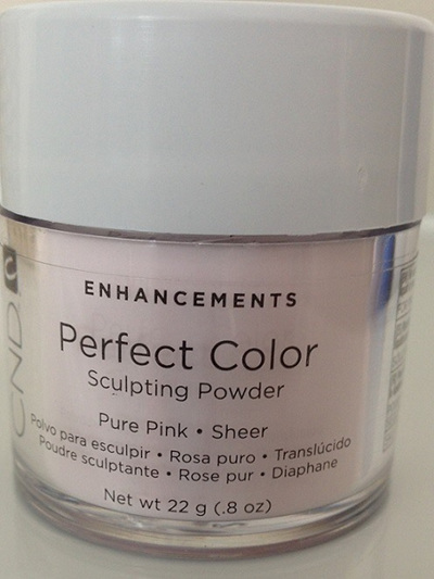 CND Perfect Color - Pure Pink Sheer 22g