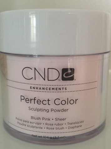 CND Perfect Color - Soft White Opaque 104g