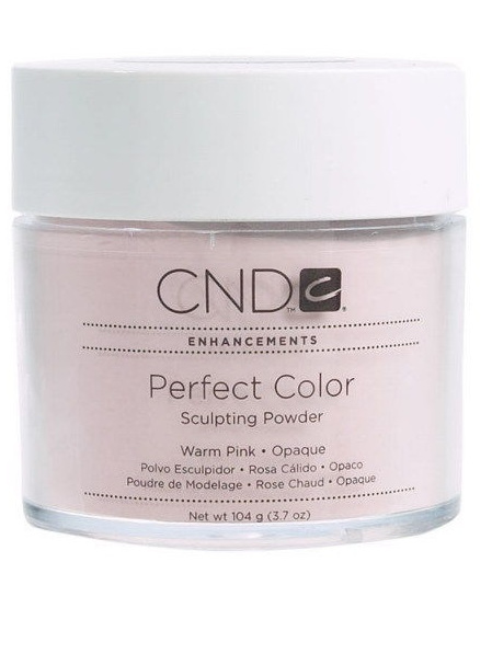 CND Perfect Color - Warm Pink  104g
