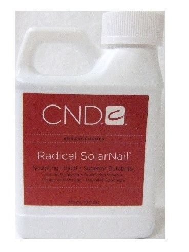 CND Radical SolarNail Liquid - 236ml