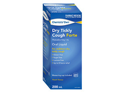 CO DRY COUGH FORTE 200ML