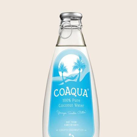 CoAqua Organic Coconut Water - 290ml