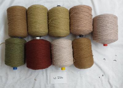 Coarse Craft Yarn Assorted Colours  W-226