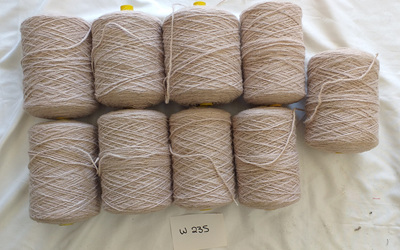 Coarse Craft Yarn Assorted Colours  W-235