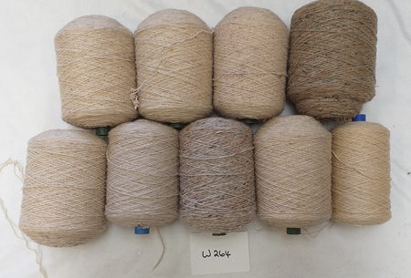 Coarse Craft Yarn Assorted Colours  W-264