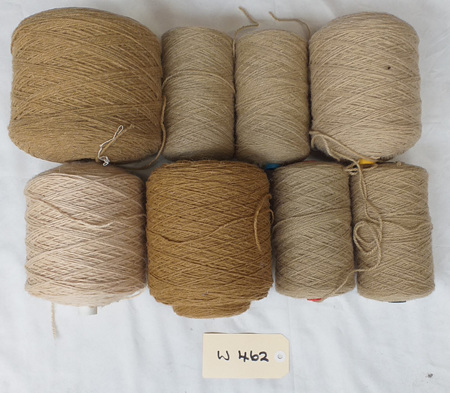 Coarse Craft Yarn Assorted Colours  W-462