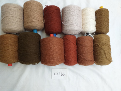 Coarse Craft Yarn County Tones W-133