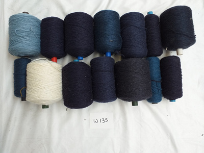 Coarse Craft Yarn County Tones W-135