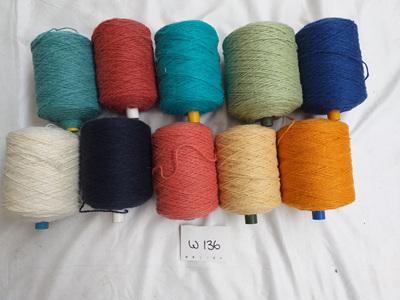 Coarse Craft Yarn County Tones W-136