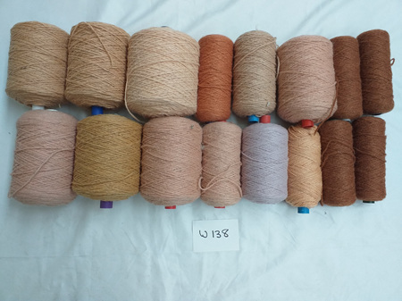 Coarse Craft Yarn County Tones W-138