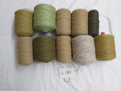 Coarse Craft Yarn County Tones W-139