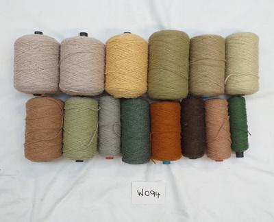 Coarse Craft Yarn Forest Colours W094