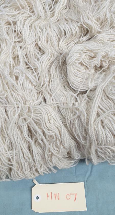 Coarse Craft Yarn On Hank Natural HN 07